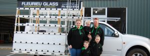 Fleurieu Glass family owned business